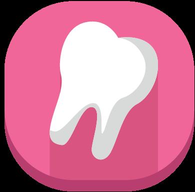 白く美しい歯に